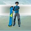 snowbord trikovi